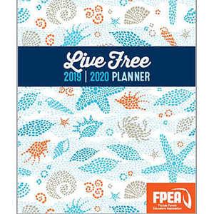 2019-2020 FPEA Live Free Planner | fpea com